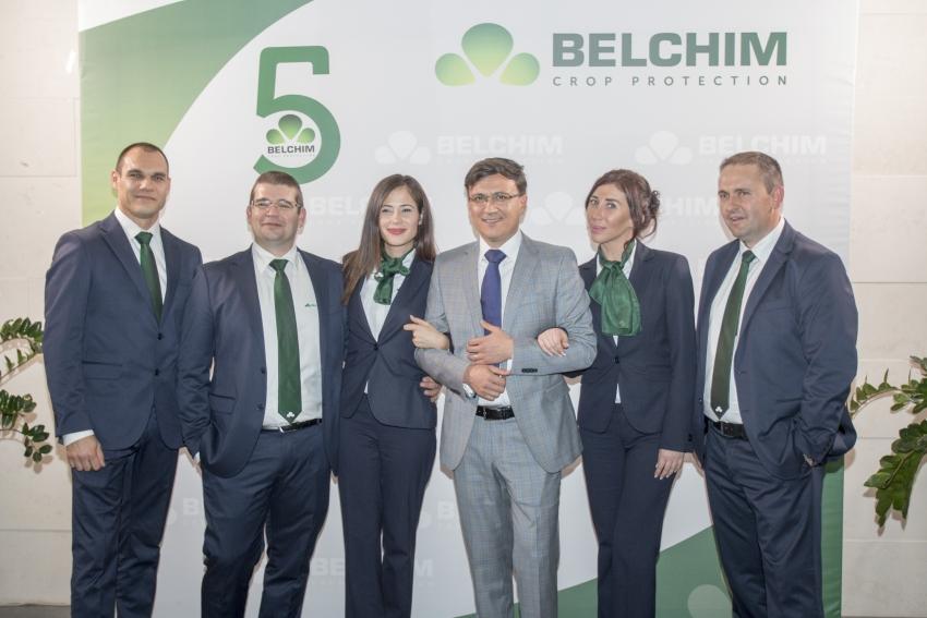 БЕЛХИМ Кроп Протекшън - 5 години в България!